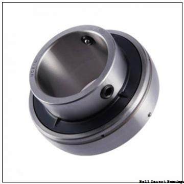 30,1625 mm x 62 mm x 23,82 mm  Timken RA103RRB Ball Insert Bearings