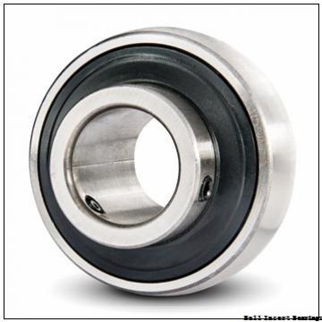 30,1625 mm x 62 mm x 38,1 mm  Timken ER19 Ball Insert Bearings