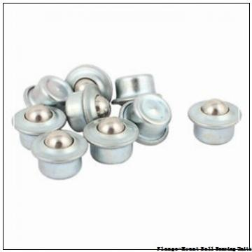1.0000 in x 2.7500 in x 3.7500 in  Sealmaster SF-16H Flange-Mount Ball Bearing Units