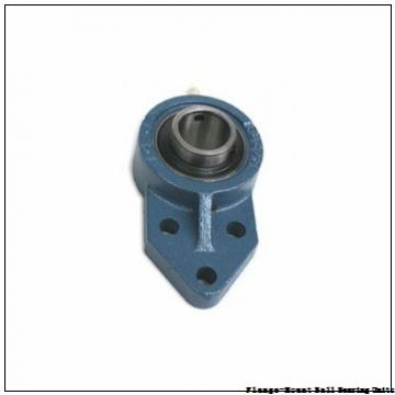 Sealmaster MSFT-31 HT Flange-Mount Ball Bearing Units