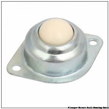 Sealmaster CRFTS-PN208 RMW Flange-Mount Ball Bearing Units