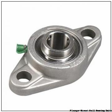 Sealmaster FB-19 RM Flange-Mount Ball Bearing Units