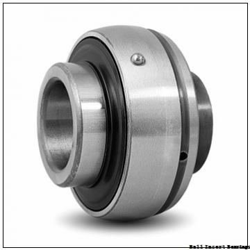 34,925 mm x 72 mm x 25,4 mm  Timken RA106RRB Ball Insert Bearings