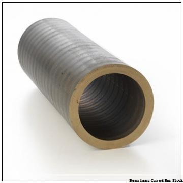 Oilite CC-2005 Bearings Cored Bar Stock