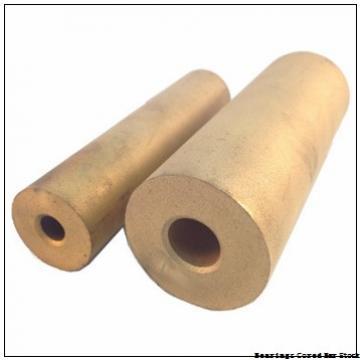 Oilite CC-5003 Bearings Cored Bar Stock