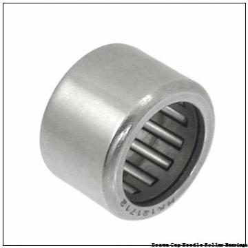0.875 Inch | 22.225 Millimeter x 1.125 Inch | 28.575 Millimeter x 0.75 Inch | 19.05 Millimeter  INA SCE1412-AS1 Drawn Cup Needle Roller Bearings