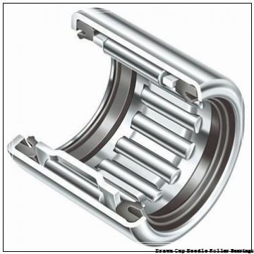 0.591 Inch | 15 Millimeter x 0.827 Inch | 21 Millimeter x 0.472 Inch | 12 Millimeter  INA HK1512-AS1 Drawn Cup Needle Roller Bearings