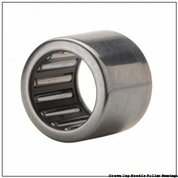 0.472 Inch   12 Millimeter x 0.709 Inch   18 Millimeter x 0.63 Inch   16 Millimeter  INA HK1216-2RS-AS1 Drawn Cup Needle Roller Bearings