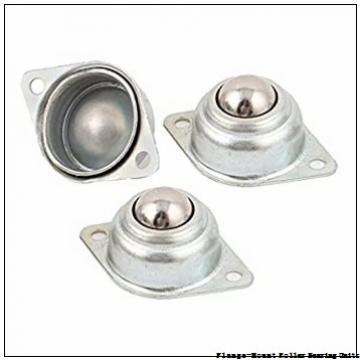 Sealmaster USBFF5000-207-C Flange-Mount Roller Bearing Units