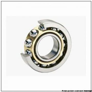 RBC KC045XP0 Four-Point Contact Bearings