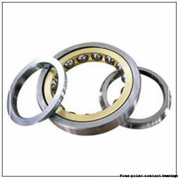 40 mm x 90 mm x 23 mm  FAG QJ308-TVP Four-Point Contact Bearings