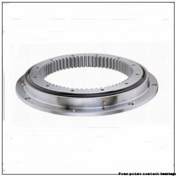 4.5 Inch   114.3 Millimeter x 5.5 Inch   139.7 Millimeter x 0.5 Inch   12.7 Millimeter  Kaydon KD045XP0 Four-Point Contact Bearings