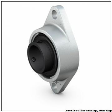3.625 Inch | 92.075 Millimeter x 4.25 Inch | 107.95 Millimeter x 2 Inch | 50.8 Millimeter  McGill MI 58 Needle Roller Bearing Inner Rings