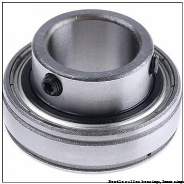 4.5 Inch | 114.3 Millimeter x 5.5 Inch | 139.7 Millimeter x 3 Inch | 76.2 Millimeter  McGill MI 72 Needle Roller Bearing Inner Rings