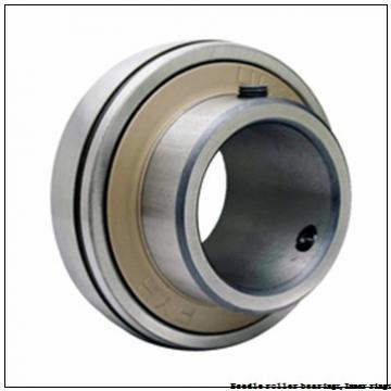 0.813 Inch   20.65 Millimeter x 1 Inch   25.4 Millimeter x 1 Inch   25.4 Millimeter  McGill MI 13 Needle Roller Bearing Inner Rings